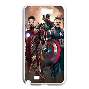 Avengers Age Of Ultron Samsung Galaxy N2 7100 Cell Phone Case White gift pp001_9400137