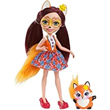 Enchantimals Felicity Fox Doll
