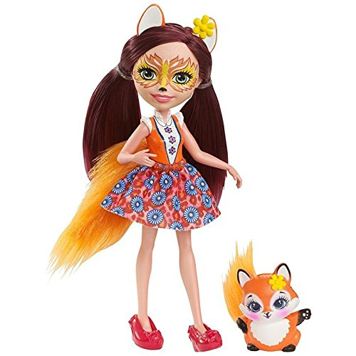 Enchantimals Felicity Fox Doll Only $3.18