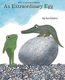 Book Cover: An Extraordinary Egg