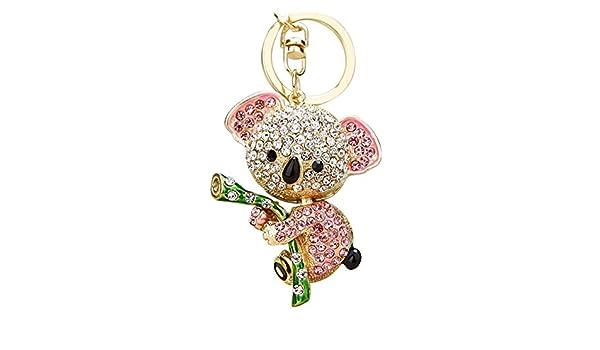 Mindruer Llavero con forma de koala, diseño de Daimond ...