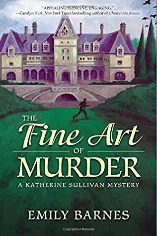 book cover of The Fine Art of Murder