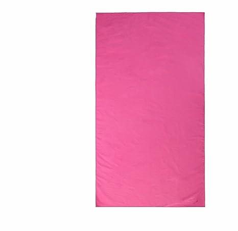 Velocidad de desplazamiento exterior toalla seca Toalla Gimnasia Deportes Toalla toallas toallas de baño 73x130cm rojo