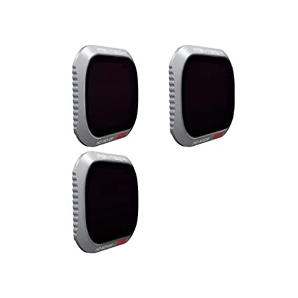 1cd1f81342d Image Unavailable. Image not available for. Color: PGYTECH 3PCS ND Filters  Set for DJI Mavic 2 PRO ...