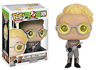 Ghostbusters 2016 - Jillian POP Figure Toy 3 x 4in | Popular Toys