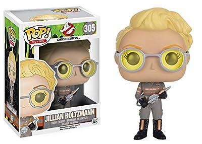 Ghostbusters 2016 - Jillian POP Figure Toy 3 x 4in | Popular Toys