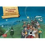 Kamishibai Bildkartenset Jesus wird geboren - Bildkarten