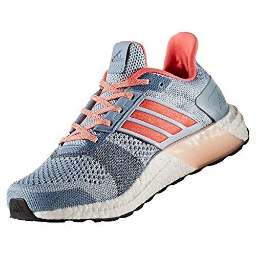 adidas ultra boost st  w - Zapatillas de running para Mujer Azul
