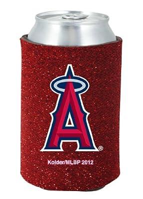 Los Angeles Angels Glitter Bottle Suit Holder