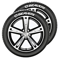 NCAA Oregon State Tire Tatz, One Size, One Color