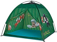 Football Dome Tent- Children's Playhouse Tent for Indoor and Outdoor Fun-Play Tent for Boys and Girls- Kids' Playground Tent