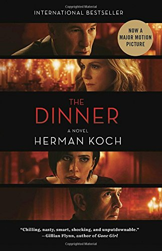 The Dinner (Movie Tie-In Edition): A Novel