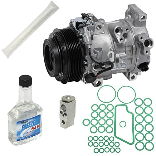 - UAC KT 2936 A/C Compressor and Component Kit