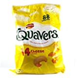 Walkers Quavers Cheese 14 Pack 240g