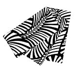 zebra kitchen dishes - Airwill Cotton Themed Zebra Black Kitchen Dish Towels, 20 Inches By 27.5 Inches - Pack Of 3 Pieces