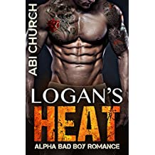 ROMANCE: MILITARY:Logan's Heat (Army Alpha Male Bad Boy Romance) (New Adult  Short Stories Spy)