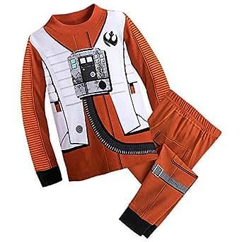 Star Wars Poe Dameron Costume PJ Set for Kids - Star Wars: The Last Jedi Size 2 449033930722