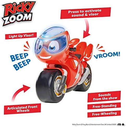 Ricky Zoom T20036ML Lights & Sounds Ricky, Multi