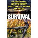 Survival: 30 Essential Knots Every Survivalist Needs To Know