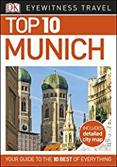 This guide showcases the best places to visit in Munich, from the Englischer Garten and stunning Nymphenburg Palace to the famous Hofbrauhaus and the Pinakothek museums.       Easy-to-follow itineraries explore Munich's tourist attract...
