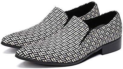 LOVDRAM Chaussures D/écontract/ées Chaussures pour Hommes Nouveaux Chaussures pour Hommes De Grande Taille Chaussures D/écontract/ées pour Hommes