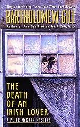 Death of an Irish Lover: An Inspector Peter Mcgarr Mystery (Peter McGarr Mysteries)
