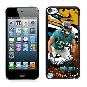 NFL Jacksonville Jaguars Paul Posluszny ipod Touch 5 Casecell phone cases&Gift Holiday&Christmas Gifts NFIU8714872