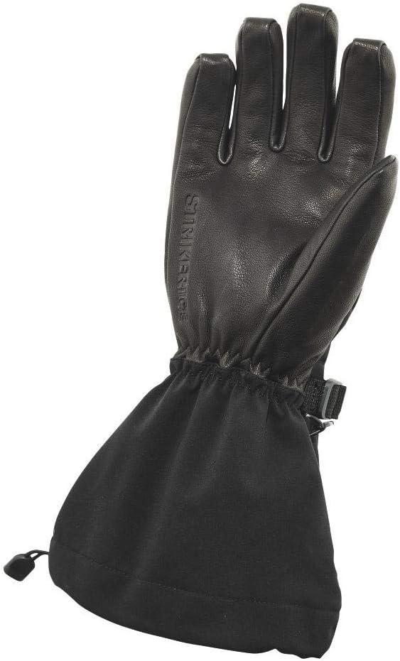 Men/'s Striker Ice Combat Leather Gloves