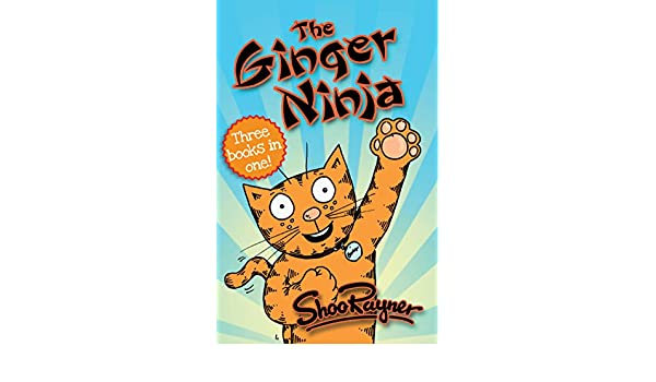 The Ginger Ninja: Can our hero, Ginger, ever make friends ...