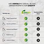 Greenyp-all-in-One-Tappeto-erboso-per-Semi-dErba-stuoia-per-Semi-di-Erba-biodegradabile-Prato-a-Rotoli-Semi-di-Erba-integrati-con-fertilizzanti-per-Prato-05m-x-20m-10-m