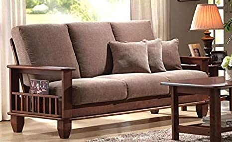 Js Home Design Solid Rosewood Sheesham Wood Sofa Sets For Living