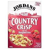 Jordans Country Crisp Raspberry Crunchy Clusters (500g)