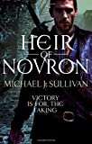 """Heir Of Novron The Riyria Revelations (Riyria Revelations 3)"" av Michael J Sullivan"
