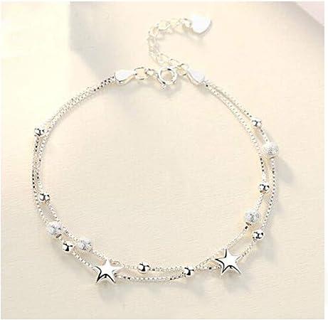 bracelet couple argent 925