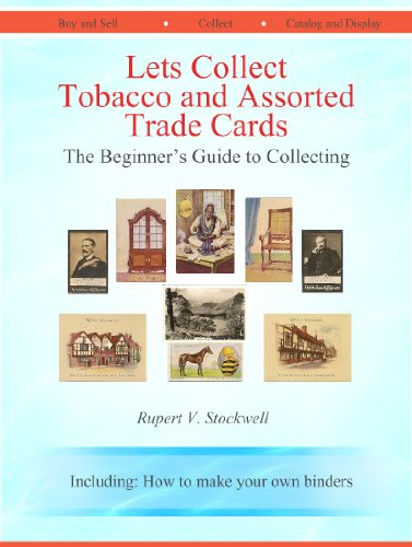 Lets Collect Tobacco and Assorted Trade Cards