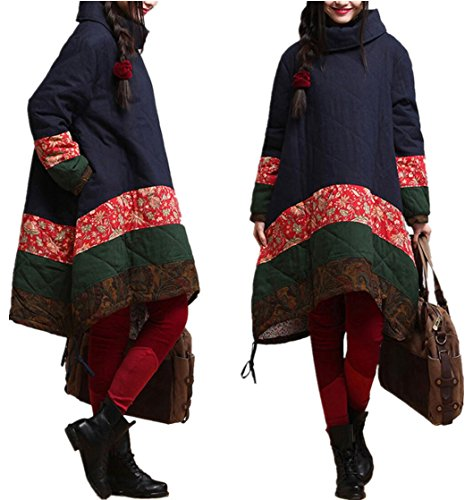Quilted Vintage Coat - 3