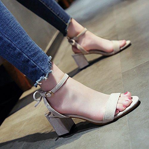 c alta partito punta estate tacco palla scarpe YMFIE scarpe da Nozze ladies' moda di wAWqIEWTxO