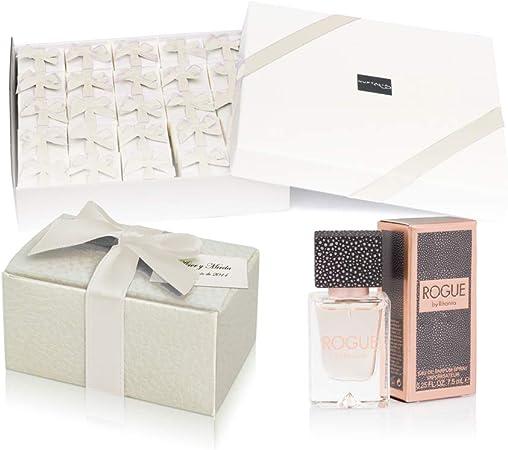 Pack 24 perfumes miniaturas originales de mujer como detalles para ...