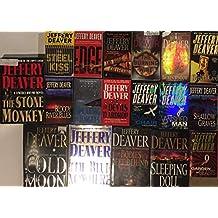 Jeffrey Deaver Collection 18 Novel Set