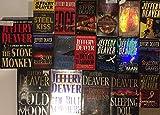 Download Jeffrey Deaver Collection 18 Novel Set in PDF ePUB Free Online