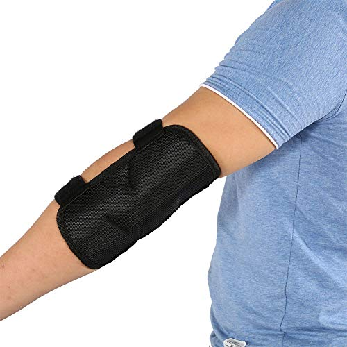 Yuehuam Elbow Golf Swing Tempo Trainer Golf Swing Training Aids Straight Practice Elbow Brace SwingTrainer Alarm Corrector