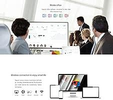 Doogee P1, pantalla de 120 pulgadas, proyector de TV para ...