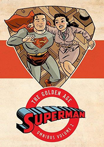 Superman: The Golden Age Omnibus Vol. 2