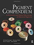 img - for Pigment Compendium book / textbook / text book