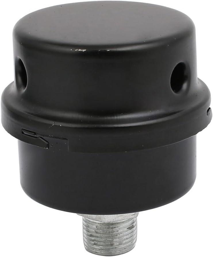 Aexit Metall 15mm Au/ßengewinde 70mm H/öhe Kompressor Schalld/ämpfer Schalld/ämpfer Ersatzteile a3d0bcaf810ed6b02c06ab157cf4a479