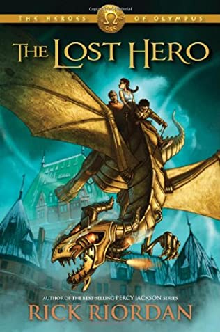 book cover of The Lost Hero