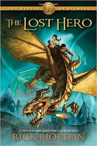 Amazon.com: The Lost Hero (Heroes of Olympus, Book 1 ...