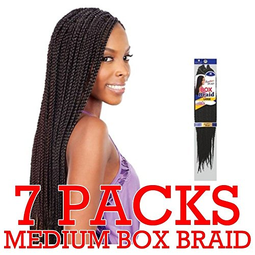 FreeTress Medium Shake N Go Crochet Braiding product image