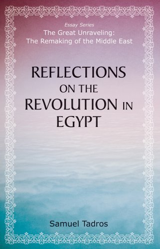 Reflections on the revolution in egypt the great unraveling the reflections on the revolution in egypt the great unraveling the remaking of th fandeluxe Epub