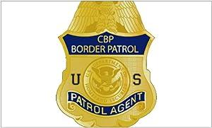 "CNW Studio CBP Badge Decal Vinyl Bumper Sticker 5"""